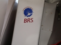 BRS Parachute Cessna 182 Baggage Area